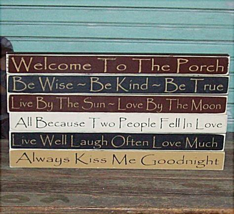 Wood Signs With Inspirational Quotes Quotesgram