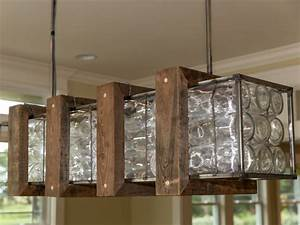 42 Upcycling Ideen Fr DIY Lampen Aus Glasflaschen