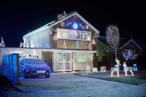 xmas lights b and q light up your home this with b q s twinkling lights and colourful snowflakes