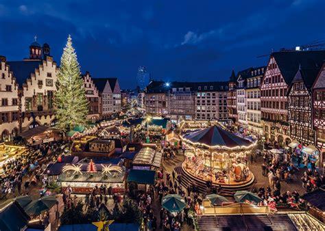 puzzle christmas market  frankfurt jumbo