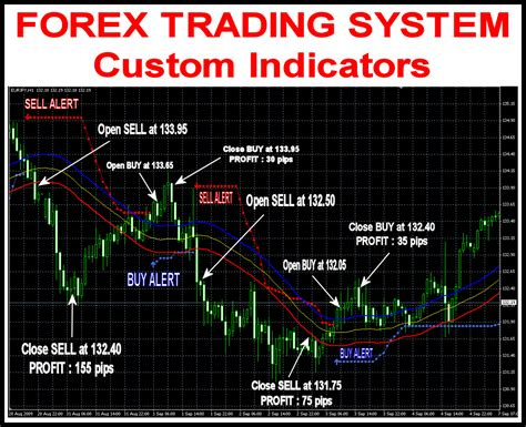forex trading software forex trading system mt4 custom indicators included for