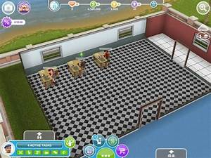 Urban Furniture Event - The Sims FreePlay
