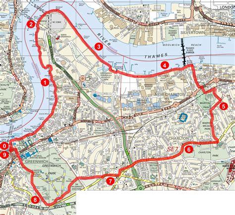 Boat Tower Hill To Greenwich by Serpentine Running Club Running Greenwich Riverside