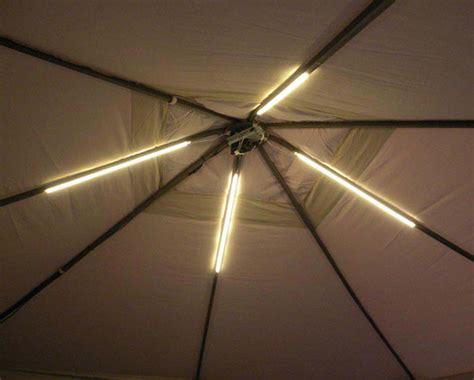 gazebo lights led gazeboss net ideas designs and exles