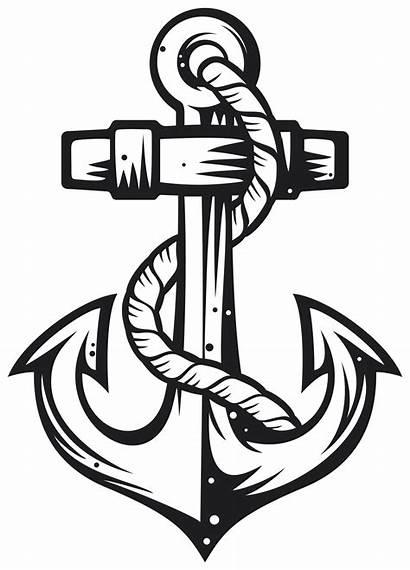 Anchor Chief Vector Clip Clipart Fine Designs
