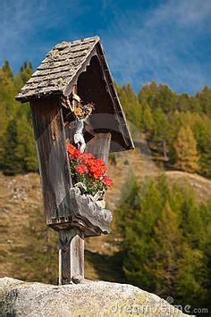 outdoor garden cypress shrine  sweet kissing outdoor