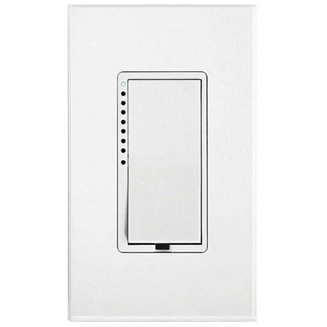 led dimmer switch with fan control insteon 600 watt multi location cfl led dimmer switch