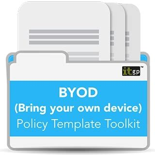 byod policy template toolkit