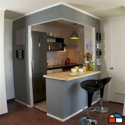 decoración de cocinas pequeñas ideas para cocinas pequeñas