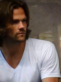 Jared Padalecki as Sam Winchester Hair