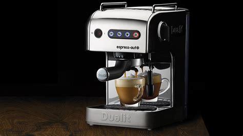 dualit espress auto    coffee machine review trusted