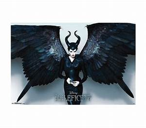 Maleficent - Wings Poster Supplies For College Dorm Items