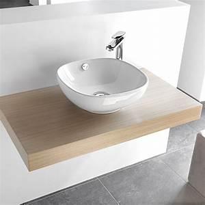 Waschtischplatte Fuer Aufsatzwaschbecken : art ceram waschtisch unterbau top 90x50x12 ~ Orissabook.com Haus und Dekorationen