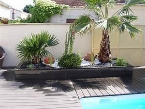 Massif Autour Piscine : am nagement autour de piscine villenave d 39 ornon am nagement de jardin par un paysagiste ~ Farleysfitness.com Idées de Décoration
