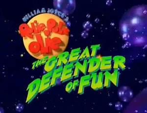 Rolie Polie Olie: The Great Defender Of Fun (William Joyce ...