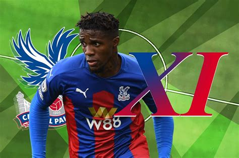 Crystal Palace XI vs Manchester City: Confirmed team news ...