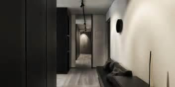 deco couloir noir et blanc d 233 coration noir et blanc 6 int 233 rieurs exclusifs ultra modernes