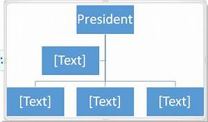 How To Insert And Create An Organization Chart In Word