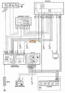 Xsara Saloon Car Fuel Gauge Circuit Diagram
