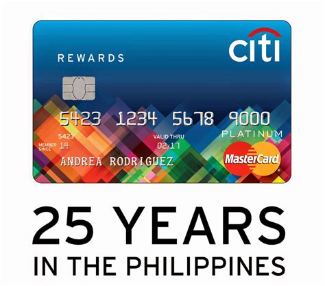 Cash back cards, balance transfer cards, low intro apr cards Citi Philippines Marks 25 Years of Leadership in Credit Cards - Hello! Welcome to my blog!