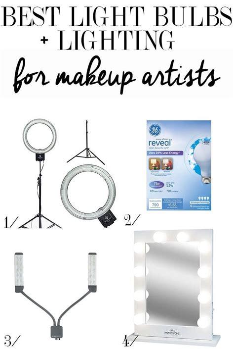 light bulbs  makeup artists makeup salon de maquillaje maquillaje salones