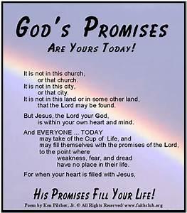 god's promi... Jesus Promise Quotes