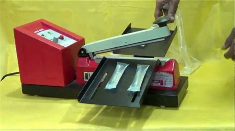 hand operated liquid sealer youtube
