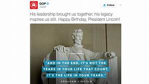The Republican ... Twitter Accounts Quotes