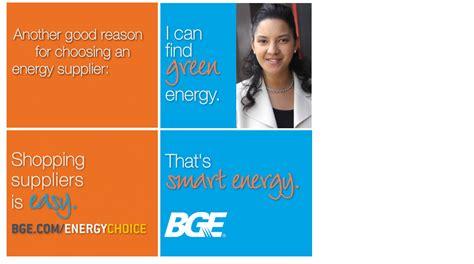 energy choice baltimore gas  electric company