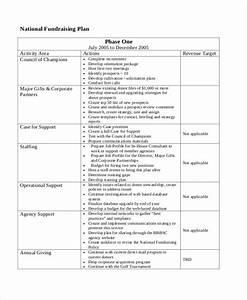 dorable fundraising strategic plan template illustration With fundraising strategic plan template