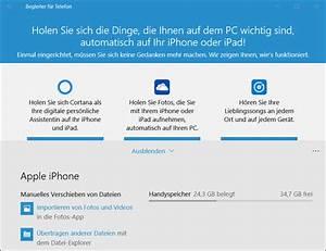 Telefon über Pc : windows 10 fotos vom handy importieren android iphone ~ Lizthompson.info Haus und Dekorationen