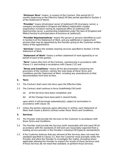window cleaning terms  conditions docular