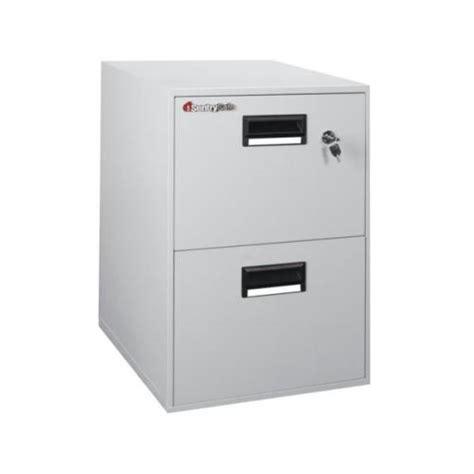 Safe File Cabinet 2 Drawer by Sentrysafe 2 Drawer Water Resistant Filing Cabinet