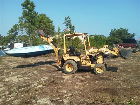 Sold. Terramite T7 Tractor