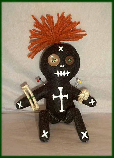 Image result for Voodoo Doll