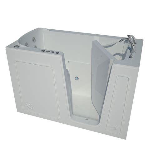Universal Tubs Nova Heated 5 Ft Walkin Air And Whirlpool