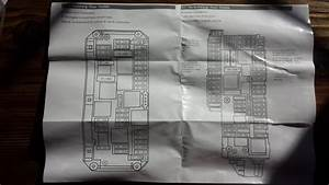 2013 W212 E350 Eclass Fuse Panel Diagram    Chart