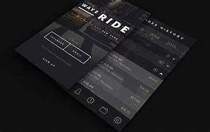 34 Dark Iphone App Ui Designs For Inspiration