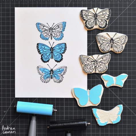stamp butterfly tumblr