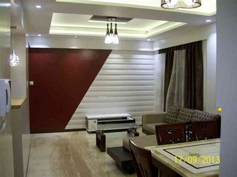 home interiors living room ideas sle flat by pooja gosavi interior designer in pune
