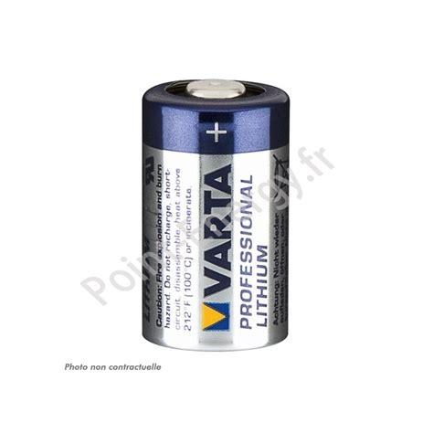 pile lithium 3v pile lithium varta cr2 photo 3v au meilleur prix