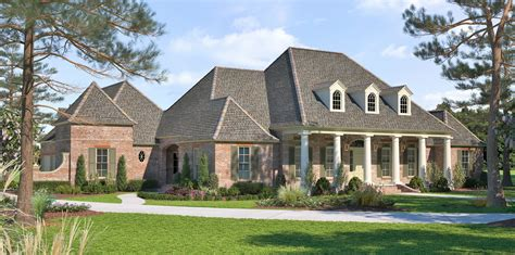 beautiful acadian house style madden home design acadian house plans country