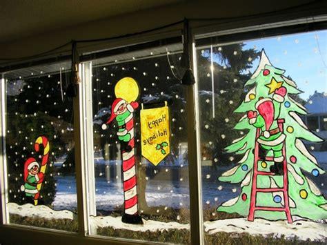 Fenster Schmücken Weihnachten by Fensterdeko F 252 R Weihnachten Vermittelt Eine Tolle Feststimmung
