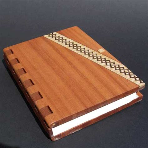 Wooden Book by The Book