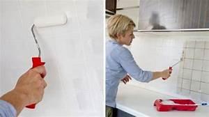 Credence Sur Carrelage : cr dence cuisine laquelle choisir relooking carrelage ~ Premium-room.com Idées de Décoration