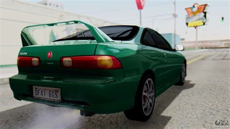 Acura Free Link by Acura Integra Fast And Furious For Gta San Andreas
