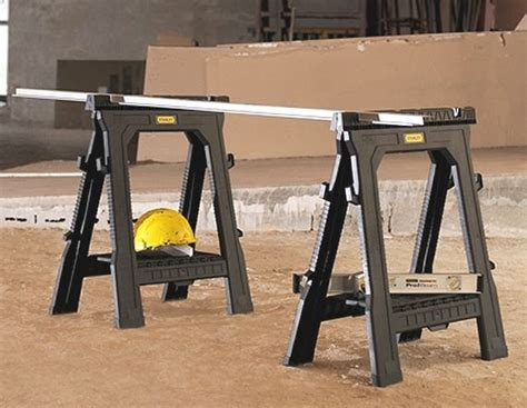 stanley folding  horse twin pack bedford  tool