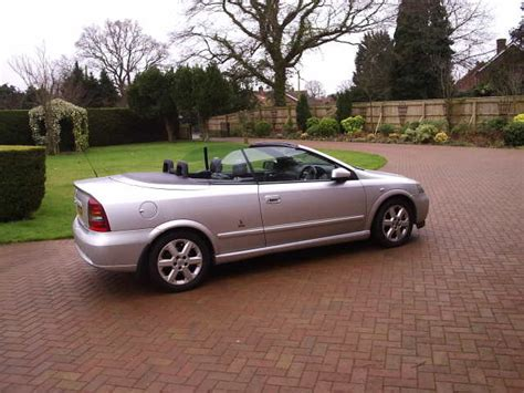 vauxhall convertible vauxhall astra convertible for quick sale