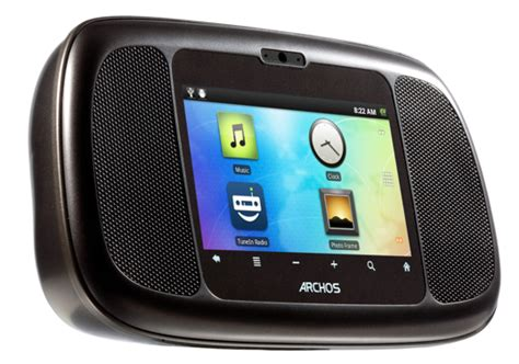 android radio archos 35 home connect android radio specs revealed looks
