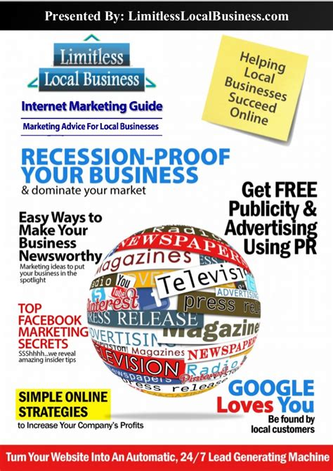 Local Marketing Company by Local Advertising How Local Marketing Can Boost